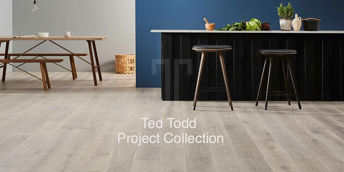 Ted Todd Project engineered wood flooring - Pembroke Floors - supply & fitting service, Ascot, Berkshire