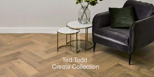 Ted Tod Create, oak engineered wood flooring supplied and fitted by Pembroke Floors, Ascot