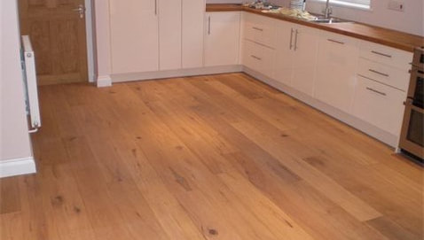 V4 Wood Flooring Oak Fitted in Windsor